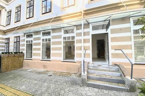 TOPLAGE: Helles, repräsentatives Geschäftslokal (ca. 50 qm) im Zentrum von Mödling
