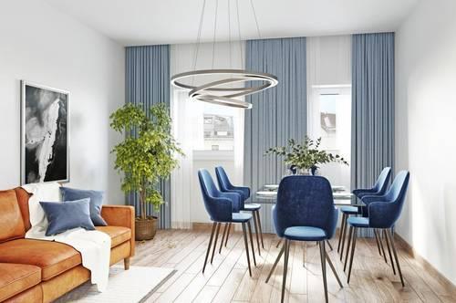 LEBEN AM REINLPARK: Topsanierte Altbauwohnungen mit 30 bis 50 qm (1 oder 2 Zimmer)