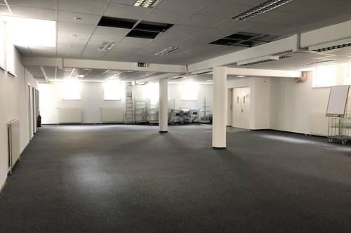 Geschäftsflächen mit bis zu 351 qm in der Mödlinger Hauptstraße (Nähe Zentrum)