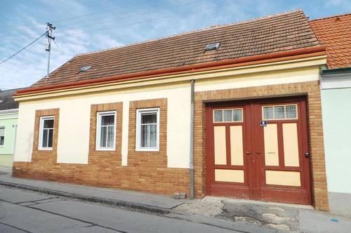 Poysbrunn - KAUF: Nettes Landhaus mit großem Grund und Stadel