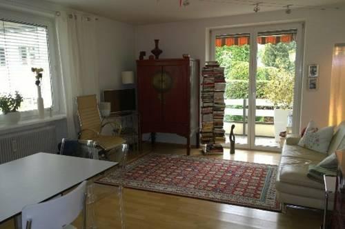 Helle 2-Zimmer-Wohnung in Salzburg/Josefiau