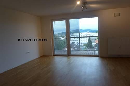 Moderne 3 Zimmer Wohnung mit großzügigem Balkon und Panoramablick - Salzburg Stadt
