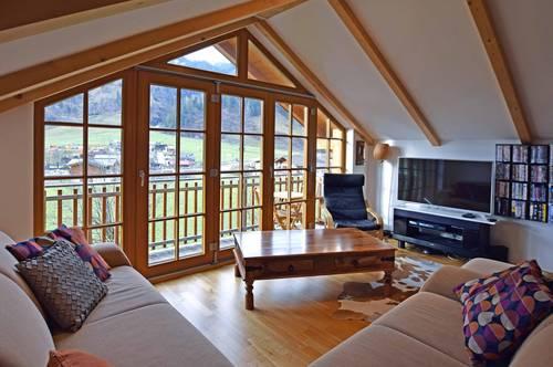 Penthouse am Skilift zur touristischen Nutzung