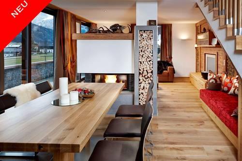 Luxuriöses Appartement an der Smaragdbahn in Bramberg