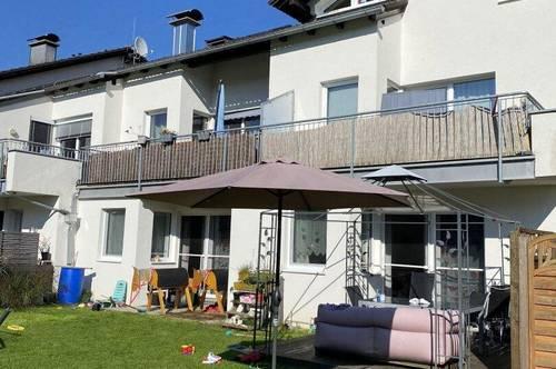 Sonnige Gartenwohnung mit vier Zimmern - provisionsfrei ab 1. November (alles inklusive)