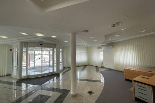 MODERNE 210 m²-BÜRO/KANZLEI/ORDINATION MIT STRASSEN-ZUGANG IN HIRM!