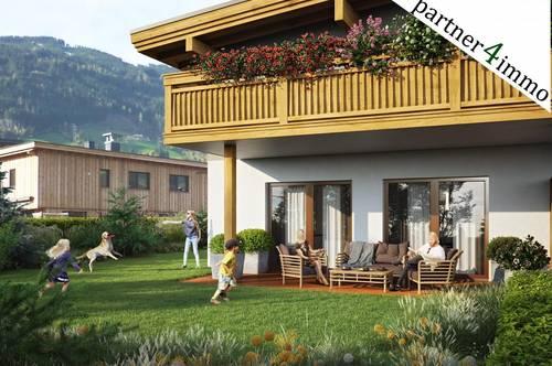 Exclusives Ferienappartement mit Garten in Top Lage in Fügen
