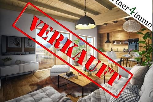 RESERVIERT Exclusives Penthouse-Ferienappartement mit Bergblick in Top Lage in Fügen