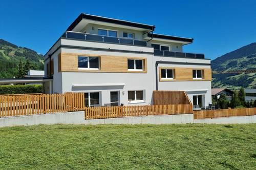 Exclusive Feriendoppelhaushälfte voll möbliert mit Dachterrasse direkt am Skilift