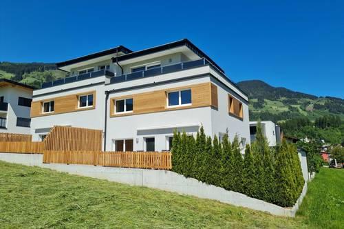 Exclusive Feriendoppelhaushälfte in Bestlage voll möbliert mit 360° Dachterrasse direkt am Skilift