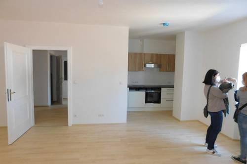 Saniert: schöne 2-Zimmer-Wohnung