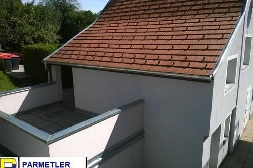 Wohnung mit Hauscharakter und Terrasse
