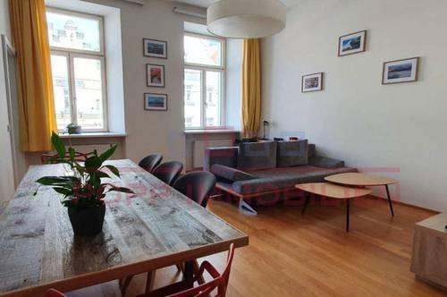 Gepflegte, großzügige 2-Zimmerwohnung in perfekter Zentrumslage