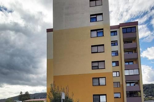 Großzügige, ruhige Wohnung mit Ausblick in Wetzelsdorf!