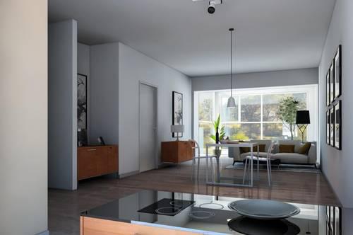 Suite 03 am Rosenberg mit Blick ins Grüne | ab Jänner 2021 | provisionsfrei | Erstbezug