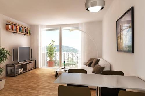 Suite 01 am Rosenberg mit Blick ins Grüne | ab Jänner 2021 | Balkon | provisionsfrei