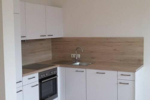Zentral gelegene 2- Zimmer-Wohnung mit möblierter Küche in Ried