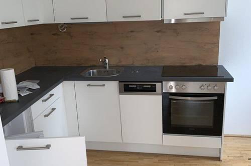 Gut aufgeteilte 2-Zimmer-Mietwohnung mit neuwertiger Küche im Zentrum von Lambach