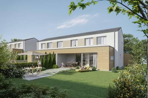 Doppelhaus/Reihenhaus mit Stil - ökologische Bauweise - Erstbezug 2021 - Haus 1