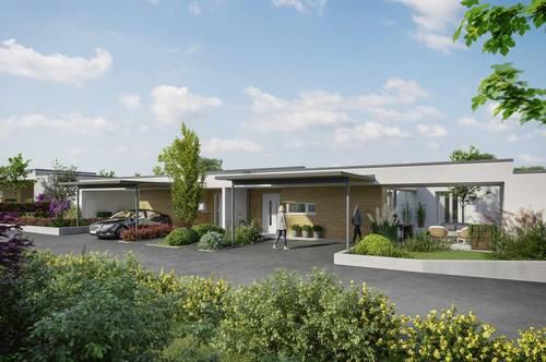 Doppelhaus/Bungalow - ökologische Bauweise - Erstbezug 2021 - barrierefrei - Haus 7