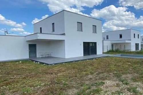 Modernes Einfamilienhaus mit exklusiver Ausstattung