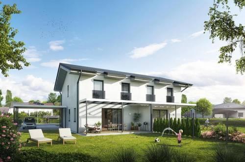 TOP-Angebot!   SCHLÜSSELFERTIGE Doppelhaushälften