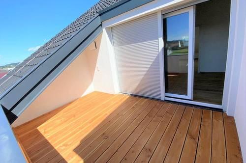 3 Zimmer - Terrasse - Provisionsfrei - Erstbezug