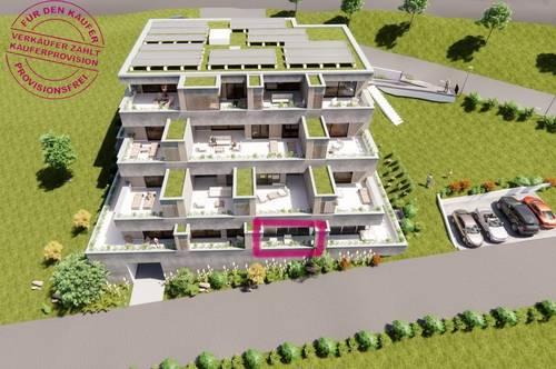Terrassenwohnung zu zweit TOP 3 / EG - provisionsfrei