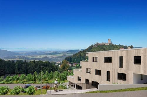Terrassenwohnung mit Büro TOP 5 / 1. OG - provisionsfrei