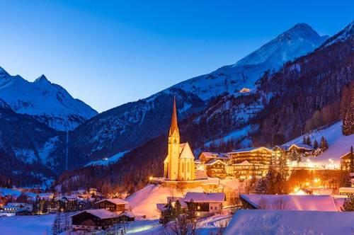 Heimeliges Hotel mit Blick auf den Großglockner