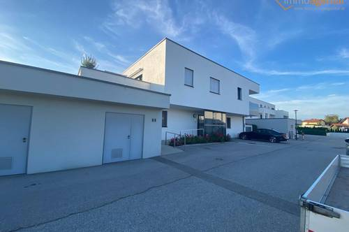 Exklusive barrierefreie 3-Zimmer Wohnung mit Terrasse inkl. paradiesischen Gartenanteil in Schärding zu verkaufen