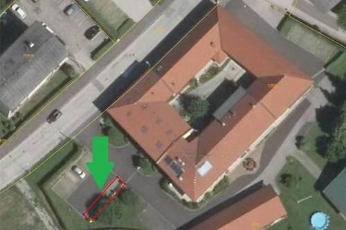 <b> Zwei zentral gelegene PKW-Stellplätze</b>