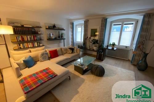 Gepflegte 4- Zimmer-Wohnung inmitten der Haller Altstadt zur Vermietung!
