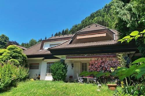 Zwischen Villach und Ossiacher See - großzügige Villa mit Panoramablick