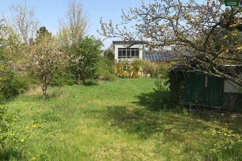 Sehr gut bebaubarer ebener Baugrund in ruhiger Grünlage/ Wohngebiet. VERKAUFT !!!