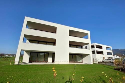 2-Zimmer-Gartenwohnung in attraktivem Neubau