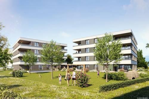 Traumhafte neue 2-Zimmer-Wohnung in Lustenau