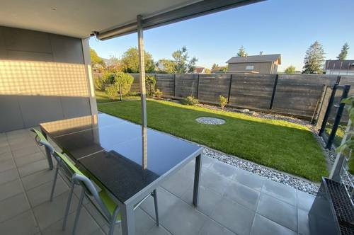 Traumhafte 3-Zimmer-Garten-Wohnung in ruhiger Wohnlage
