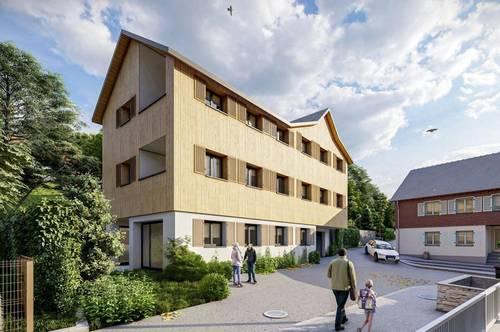 4-Zimmer-Gartenwohnung im Dornbirner Oberdorf