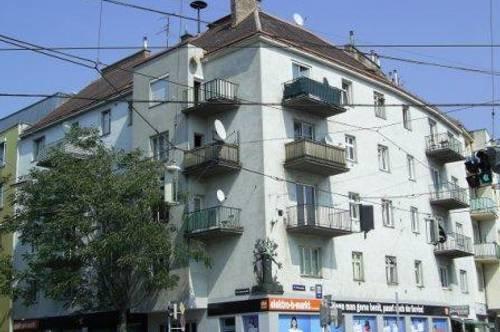Johnstraße, Schönbrunnnah, nächst U3/U4, Altbauhauptmiete 45m², Komplettküche, 1. Liftstock,