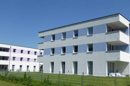 00593 NB / Neubauwohnungen in Gresten