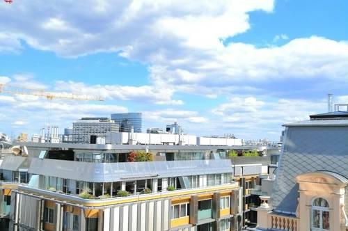 Luxus auf zwei Ebenen! Dachterrassenmaisonette in Toplage!