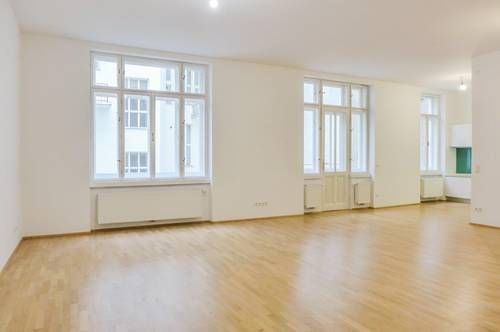 4 Zimmer im Stilaltbau - zentral begehbar - Taborstrasse/Schwedenplatz