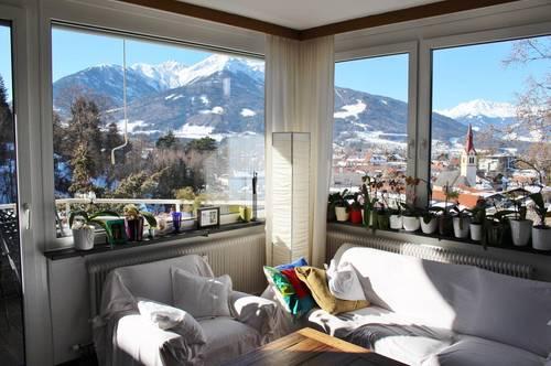 Wunderschöne großzügige Wohnung am Sonnenplateau in Igls (Wohnrecht!)