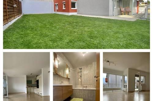 MIETE! *schöne große Wohnung mit Garten und Terrasse im schönen Thaur (Kapons)