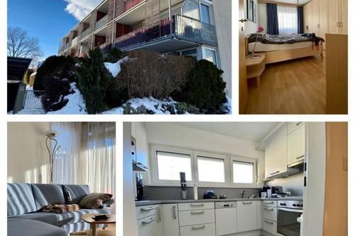 geräumige 3 Zimmerwohnung mit großem Balkon und TG
