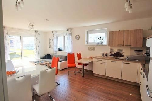 Leistbares Wohnen in Wolfsberg - ruhige 4 Zimmer EG-Wohnung mit grosser Terrasse in der Nähe des LKH Wolfsberg