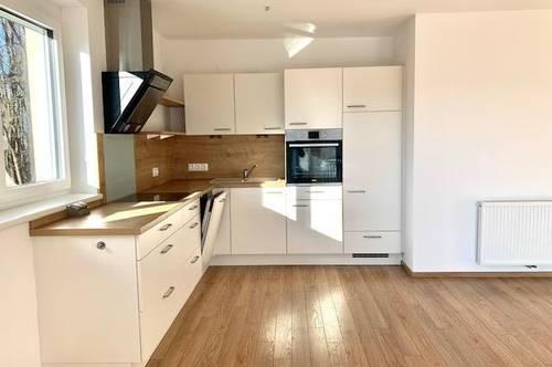 Sonnige 4 Zimmer Wohnung mit Balkon und TG-Platz in der Nähe des LKH Wolfsberg