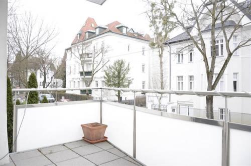 2 Zimmer Balkonwohnung in Hietzinger Bestlage - voll möbliert