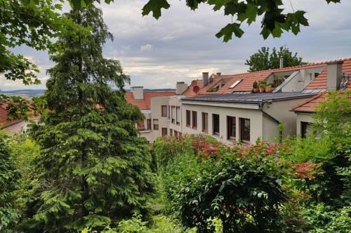 Dachterassenwohnung mit Garage in Grünruhelage direkt beim Ortskern